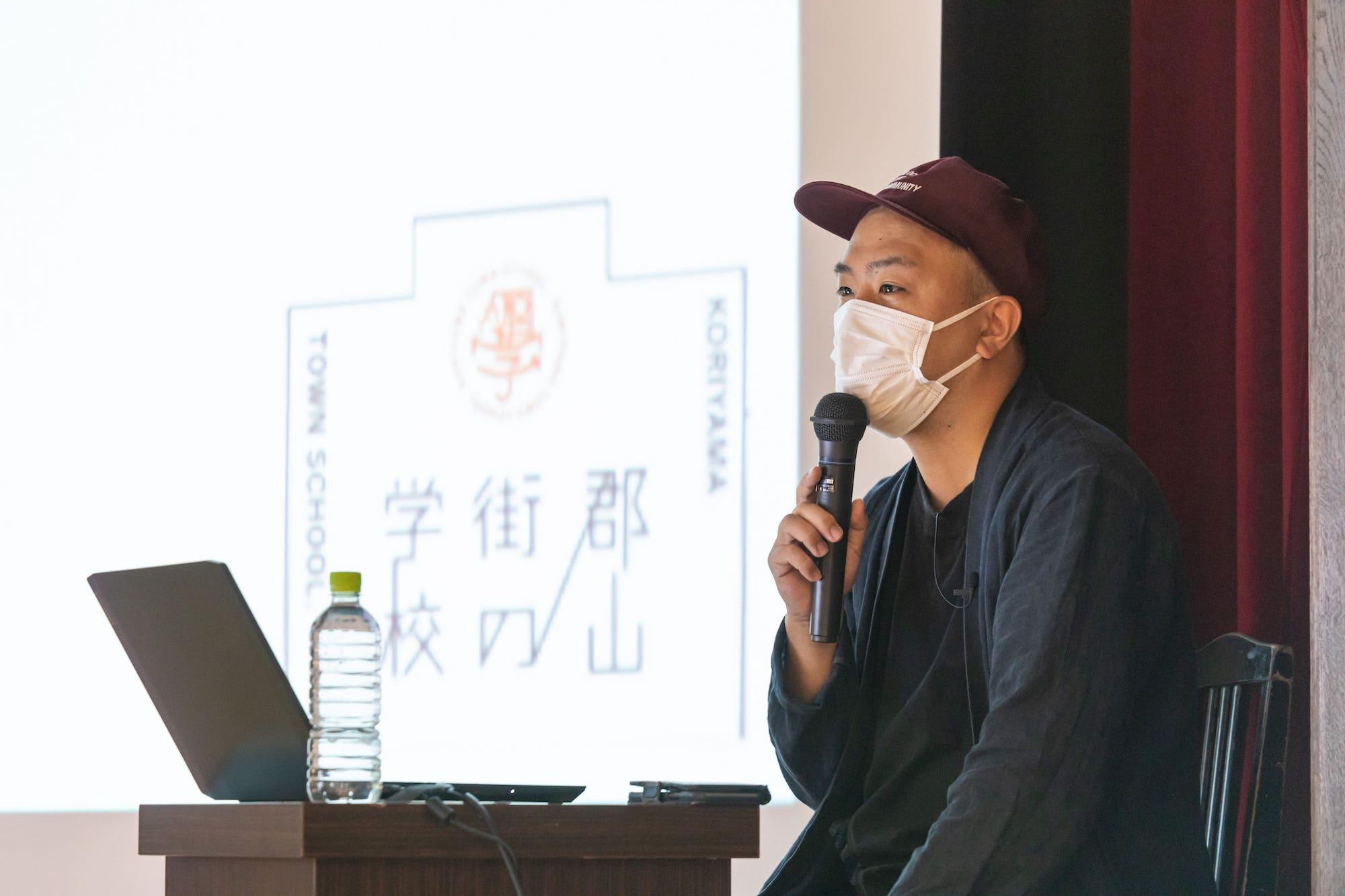 講師の柴田大輔さん